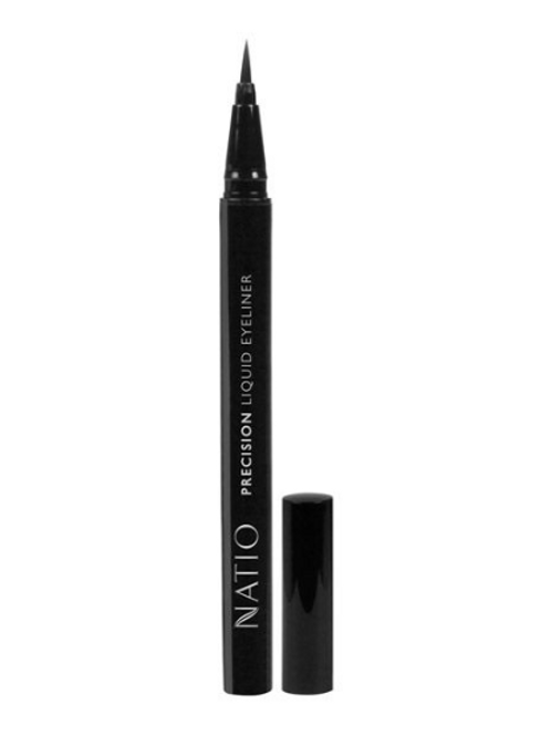 Natio Precision Liquid Eyeliner - Black