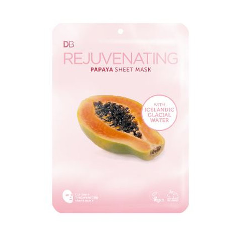 Designer Brands Rejuvenating Papaya Sheet Mask