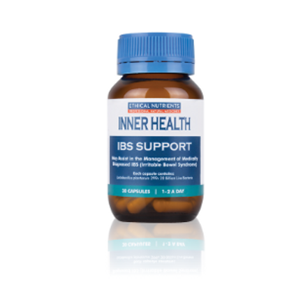 Ethical Nutrients IBS Support| 30 capsules