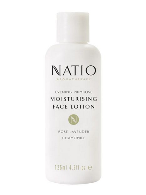 Natio Evening Primrose Moisturising Face Lotion