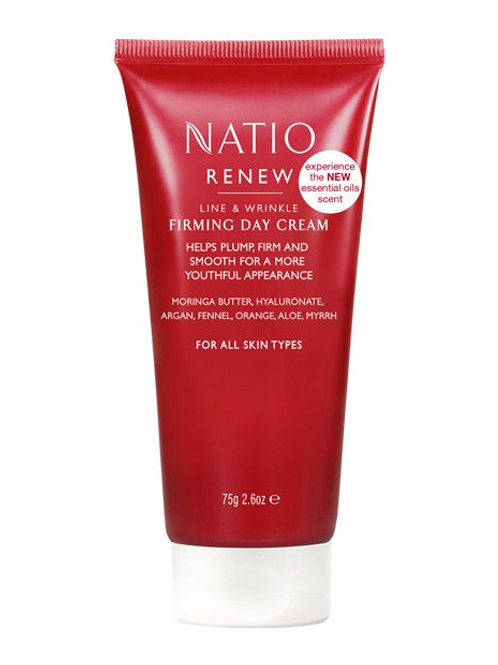 Natio Renew Firming Day Cream