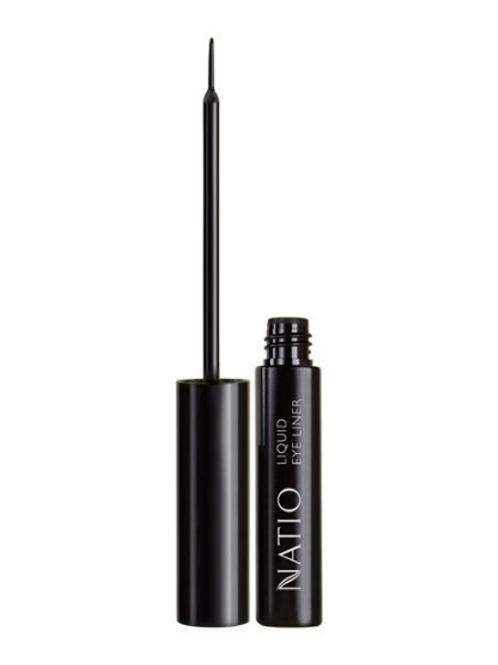 Natio Liquid Eye Liner - Black