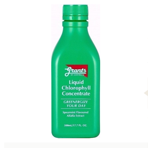 Liquid Chlorophyll Concentrate| 500mL