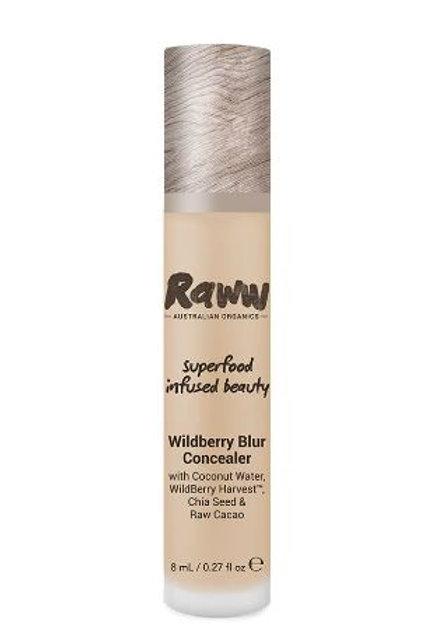Raww Wildberry Blur Concealer