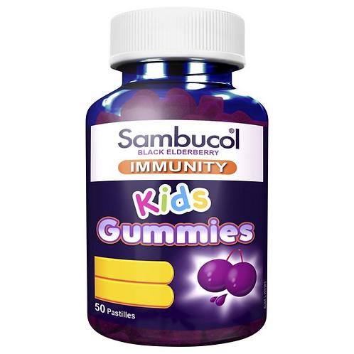 Sambucol Kids Immunity| 50 Gummies