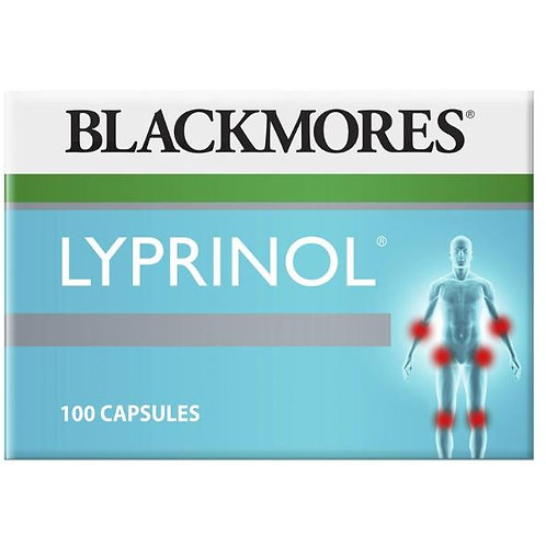 Blackmores Lyprinol Marine Value Pack 50 Capsules