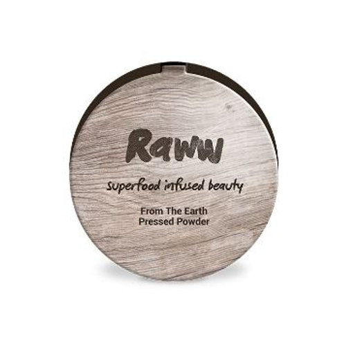 Raww From The Earth Pressed Mineral Powder