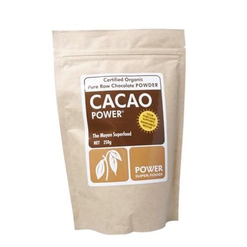 Power Super Foods| Cacao Powder 125g