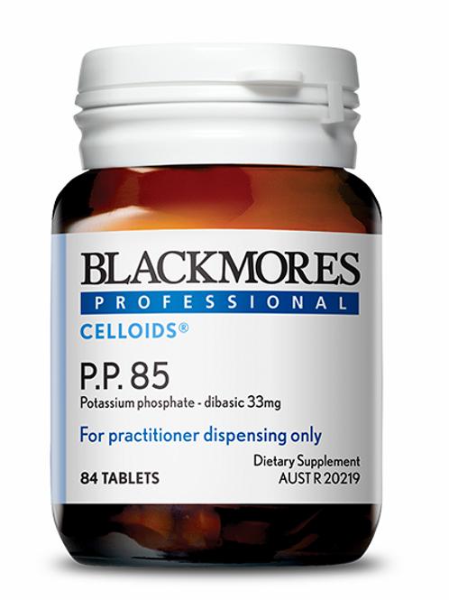 Blackmores Professional P.P.85