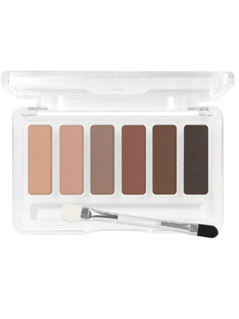 Natio Mineral Eyeshadow Palette - Nudes