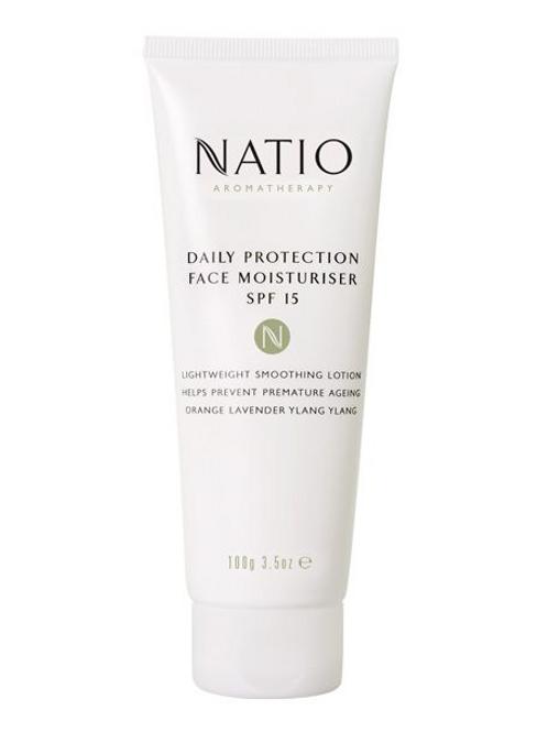 Natio Daily Protection Face Moisturiser SPF 15