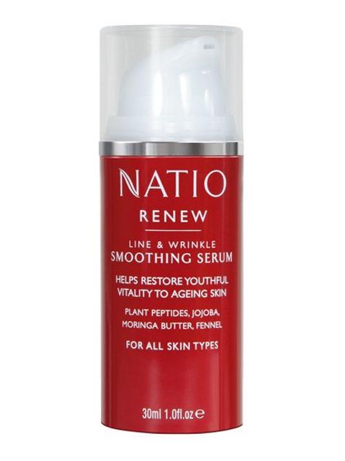 Natio Renew Smoothing Serum