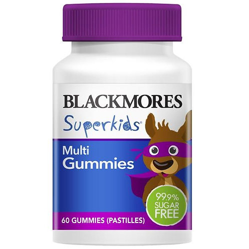 Blackmores Superkids Multi 60 Gummies