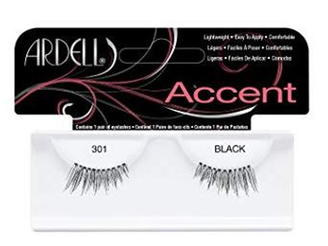 Ardell Accent Lashes| 301 Black
