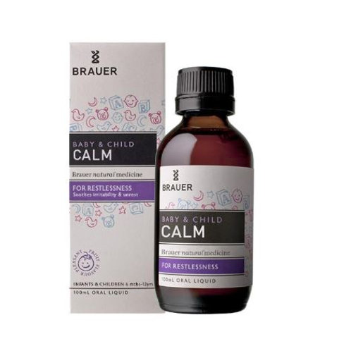 Brauer Baby & Child Calm| 100mL