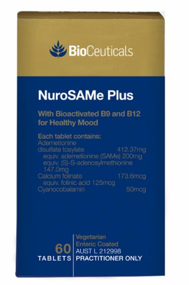 BioCeuticals NuroSAme Plus