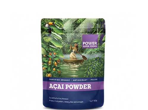 Power Super Foods| Acai Powder 100g