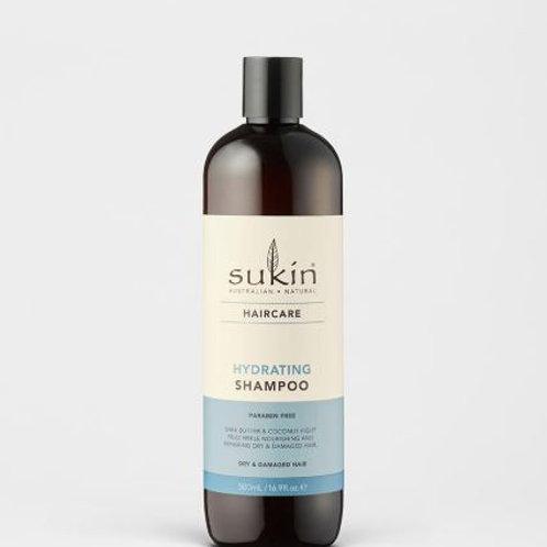 Sukin Hydrating Shampoo| Hair Care 500mL