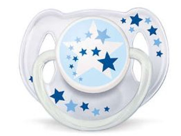 Philips Avent Night Time Pacifier| 2 pack