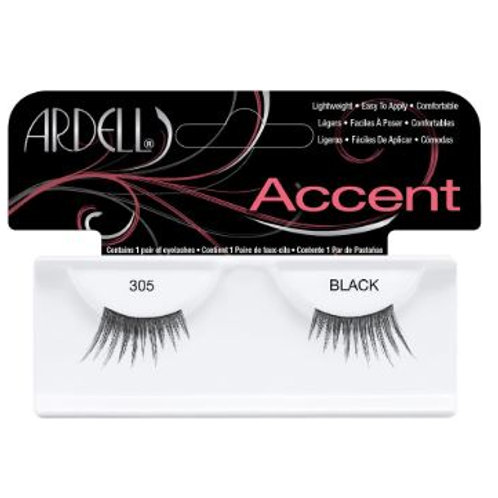 Ardell Accent Lashes| 305 Black
