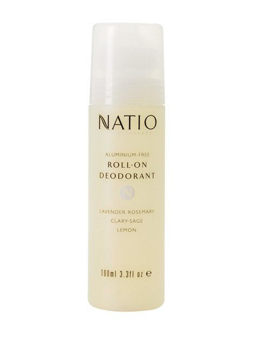 Natio Aluminium Roll-On Deodorant