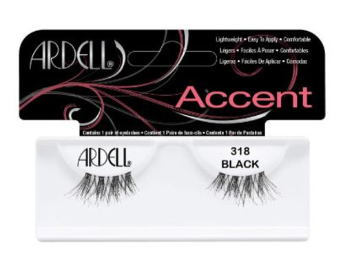 Ardell Accent Lashes| 318 Black