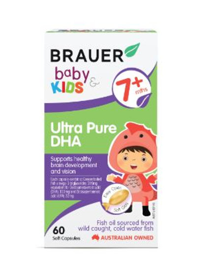 Brauer Baby & Kids Ultra Pure DHA