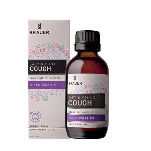 Brauer Baby & Child Cough| 100mL