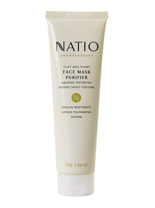 Natio Clay and Plant Face Mask Purifier