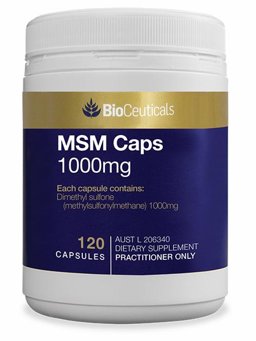 BioCeuticals MSM 1000mg