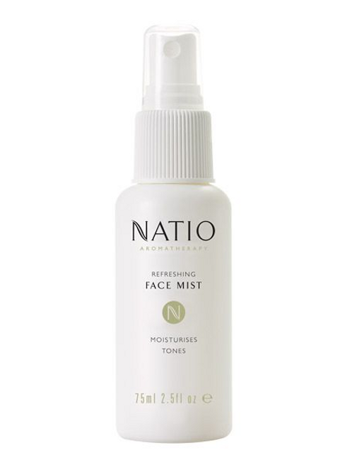 Natio Refreshing Face Mist