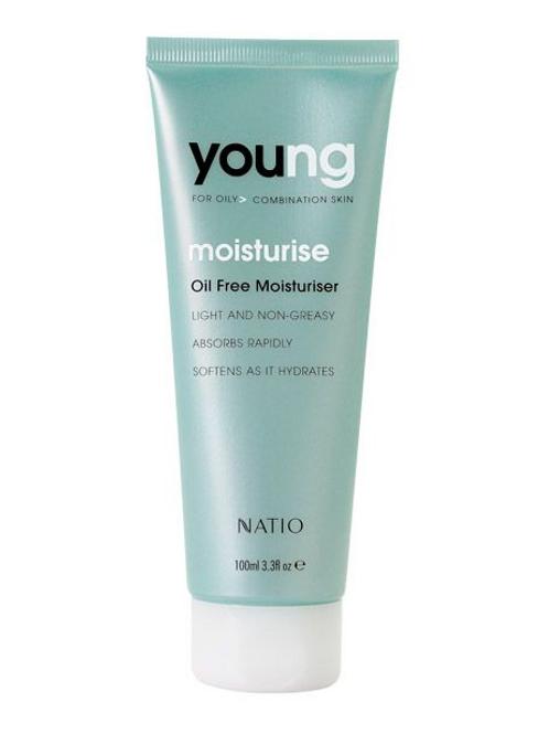Natio Young Oil Free Moisturiser