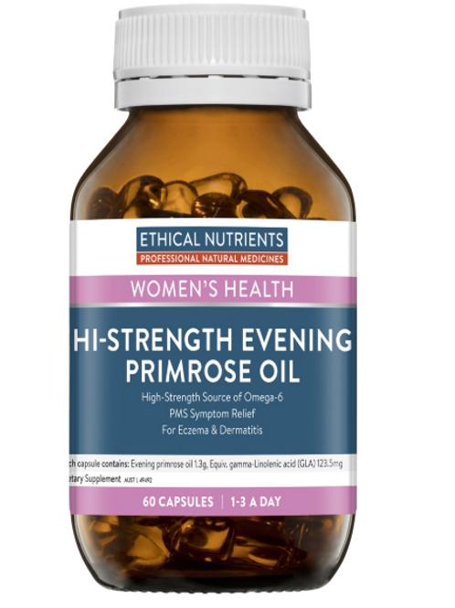 Ethical Nutrients Hi-Strength Evening Primrose Oil| 60 capsules