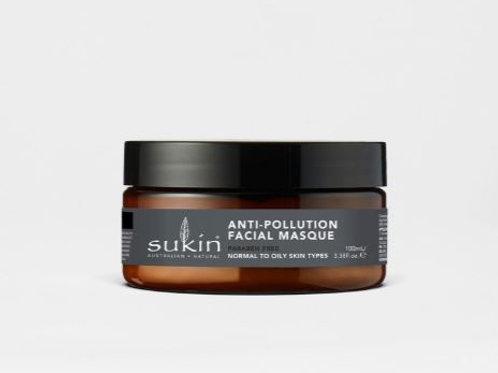 Sukin Anti-Pollution Facial Masque  Oil Balancing 100mL