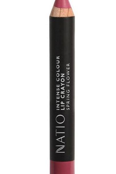 Natio Intense Colour Lip Crayon