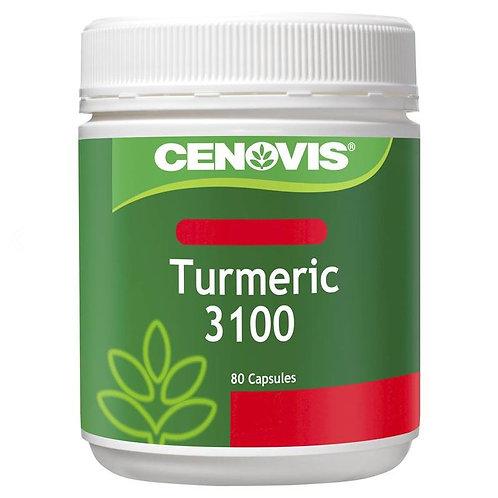 Cenovis Turmeric 3100| 80 Capsules