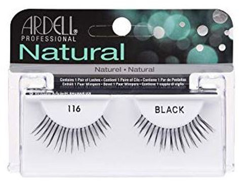 Ardell Natural Lashes| 116 Black