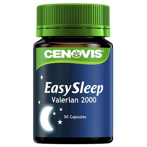 Cenovis Easy Sleep Valerian 2000| 30 Capsules