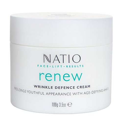 Natio Wrinkle Defence Cream