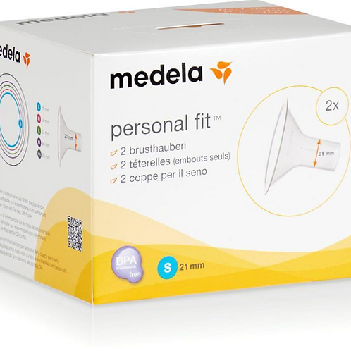 Medela Personal Fit Breastshields 2pk