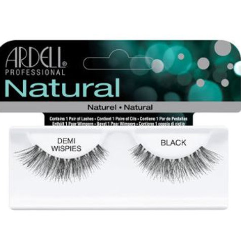 Ardell Natural Lashes| Demi Wispies Black