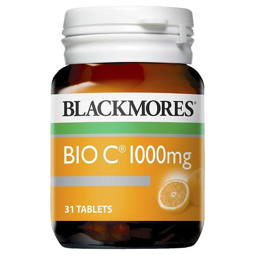 Blackmores Bio C 1000mg Vitamin C Tablets