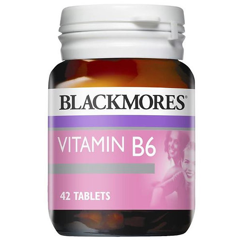 Blackmores PMS Support Vitamin B6 240mg 42 Tablets
