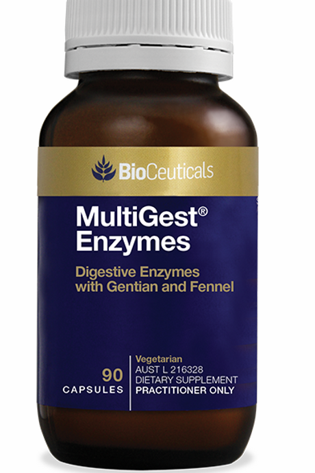 BioCeuticals MultiGest Enzymes