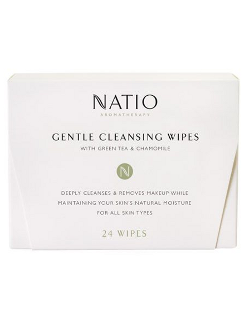 Natio Gentle Cleansing Wipes