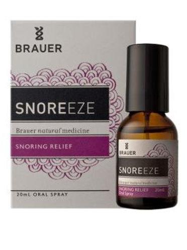 Brauer SnoreEze Oral Spray 20mL