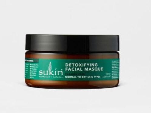 Sukin Detoxifying Clay Masque| Super Greens 100mL