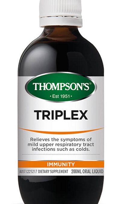 Thompsons Triplex| 200mL
