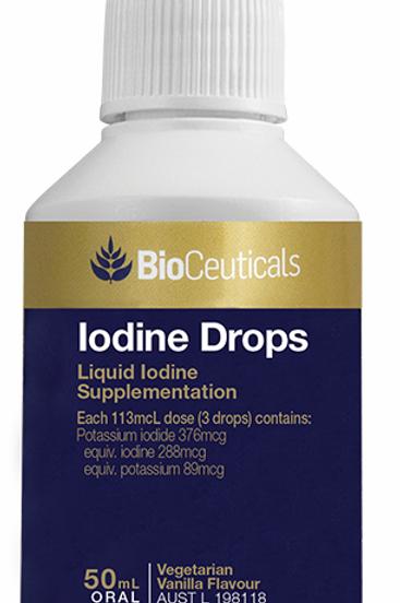 BioCeuticals Iodine Drops