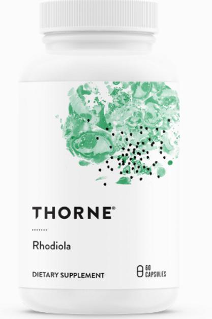 Thorne Rhodiola